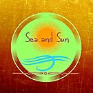 Sea and Sun by Dana Roper