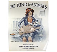 Be Kind To Animals (1934) Poster
