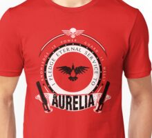 Pledge Eternal Service to Aurelia - Limited Edition Unisex T-Shirt