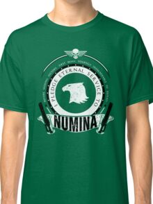 Pledge Eternal Service to Numina - Limited Edition Classic T-Shirt