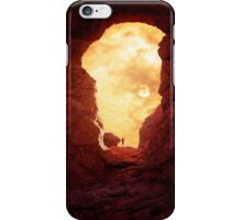Turret Arch at sunset iPhone Case/Skin
