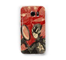 Mr. 9 and the Strange Case of the Crimson Cowl Samsung Galaxy Case/Skin
