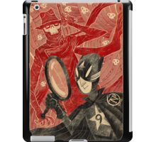 Mr. 9 and the Strange Case of the Crimson Cowl iPad Case/Skin