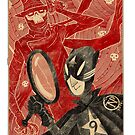 Mr. 9 and the Strange Case of the Crimson Cowl by tnperkins