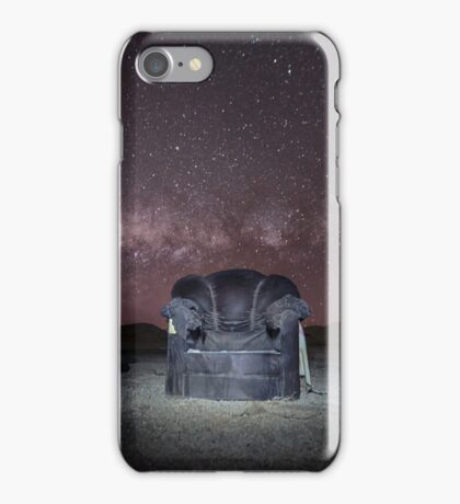 Sit down and stargaze... iPhone Case/Skin