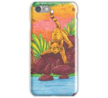 Jungle Cat iPhone Case/Skin