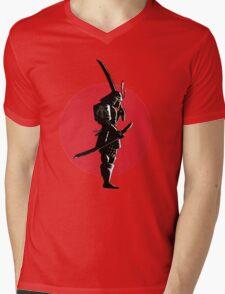 Bounty Hunter Samurai Mens V-Neck T-Shirt