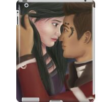 The Agent and the Inquisitor iPad Case/Skin