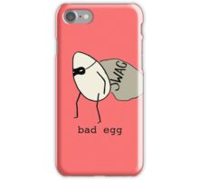 Bad Egg iPhone Case/Skin