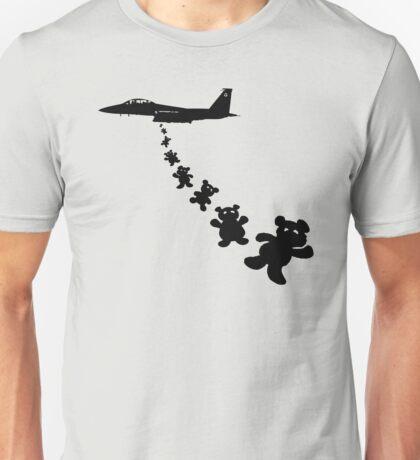 Teddy bear bomber Unisex T-Shirt