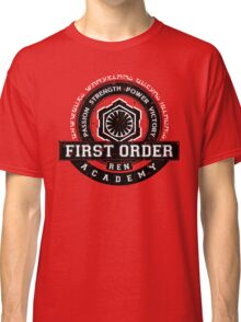 First Order Academy - Limited Edition Classic T-Shirt