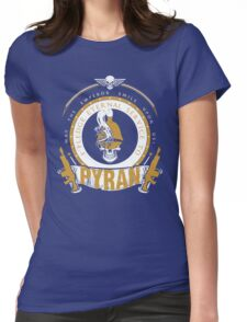 Pledge Eternal Service to Pyran - Limited Edition Womens Fitted T-Shirt