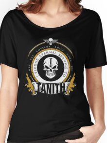 Pledge Eternal Service to Tanith - Limited Edition Women's Relaxed Fit T-Shirt