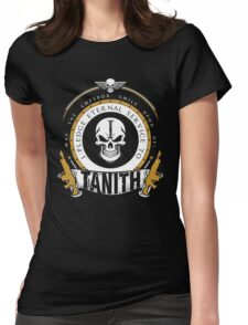 Pledge Eternal Service to Tanith - Limited Edition Womens Fitted T-Shirt