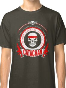 Pledge Eternal Service to Catachan - Limited Edition Classic T-Shirt
