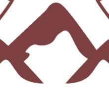 Mount Kosciuszko Australia Sticker