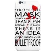 Bullet-Proof Ideas iPhone Case/Skin