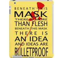 Bullet-Proof Ideas iPad Case/Skin