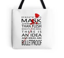 Bullet-Proof Ideas Tote Bag