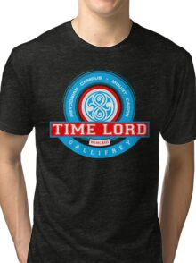 Time Lord Academy - Limited Edition Tri-blend T-Shirt