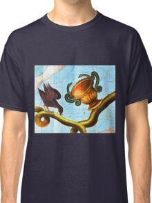 Bird & Chalice Star Chart (1818) Classic T-Shirt