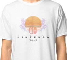 Vaporwave Switch Classic T-Shirt