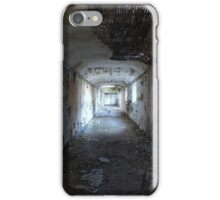 Ravaged by the elements iPhone Case/Skin