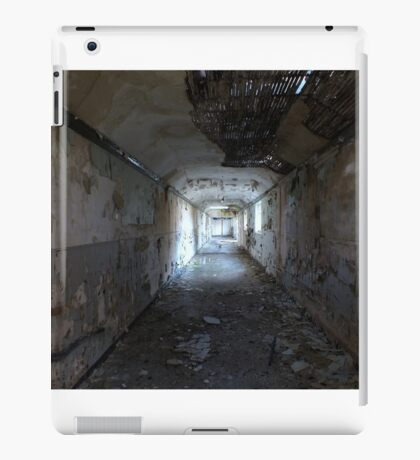 Ravaged by the elements iPad Case/Skin