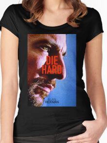 DIE HARD 22 Women's Fitted Scoop T-Shirt
