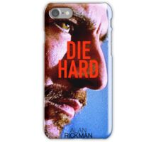 DIE HARD 22 iPhone Case/Skin