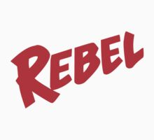 Canon Agassi's Rebel - Image is Everything by BXRdesign