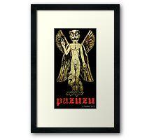 The Exorcist Demon Pazuzu Framed Print