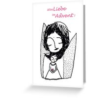 Alles Liebe im Advent Greeting Card