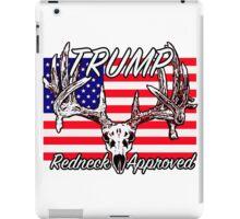 Trump Redneck Approved iPad Case/Skin