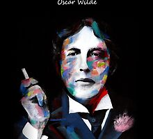 Quotation of OSCAR WILDE : I am so clever by Lambkin Shepherd