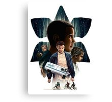 tv series Canvas Print