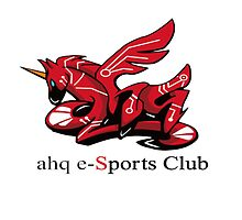 ahq e-Sports Club Team by GALD-Store