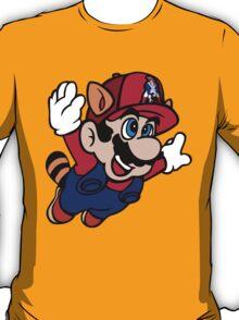 Super NFL Bros. - Patriots T-Shirt