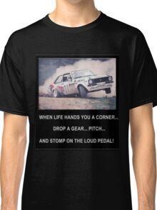When life hands you a corner Classic T-Shirt