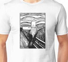 Scream Bucket Challenge Unisex T-Shirt