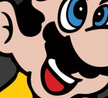 Super NFL Bros. - Steelers Sticker