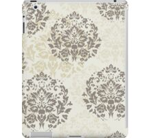 retro seamless floral pattern, vintage background iPad Case/Skin