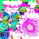 Neon Bouquet by OneDayOneImage Photography