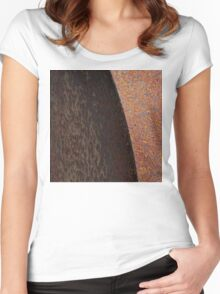 rustic Women's Fitted Scoop T-Shirt