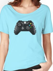 8-Bit Xbox One Controller Women's Relaxed Fit T-Shirt