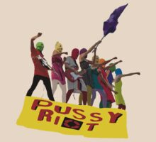 PUSSY RIOT by derP