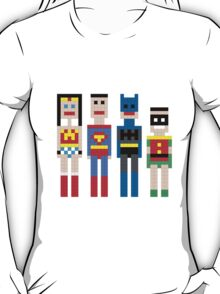 Justice League Squared MKi T-Shirt