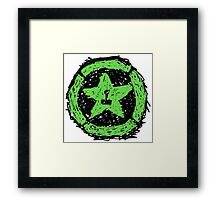 Achievement Hunter Framed Print