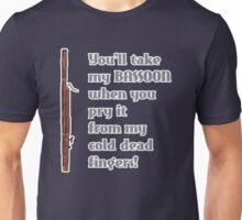 Bassoon Unisex T-Shirt