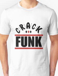 crack funk Unisex T-Shirt
